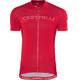 Castelli Prologo V Kortærmet cykeltrøje Herrer rød